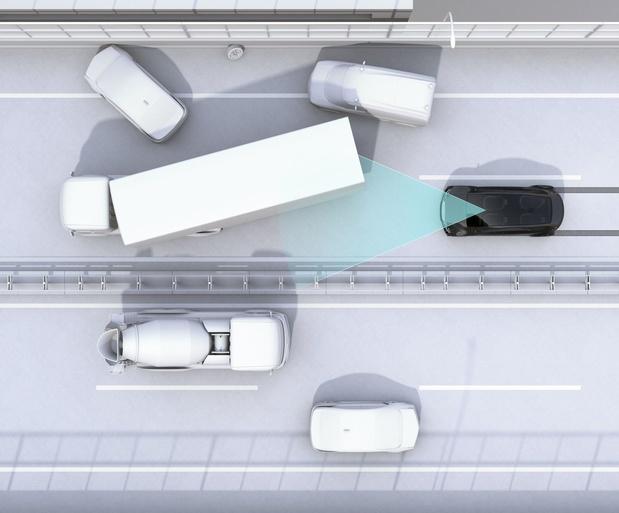 Europarlementsleden scharen zich achter nieuwe veiligheidssystemen voor auto's