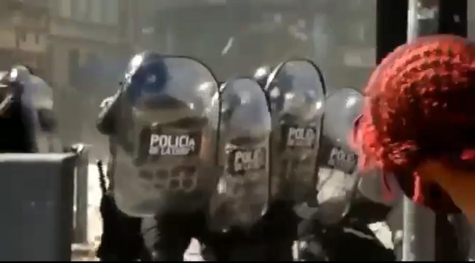 Factcheck: nee, deze video toont geen recente rellen in Spanje
