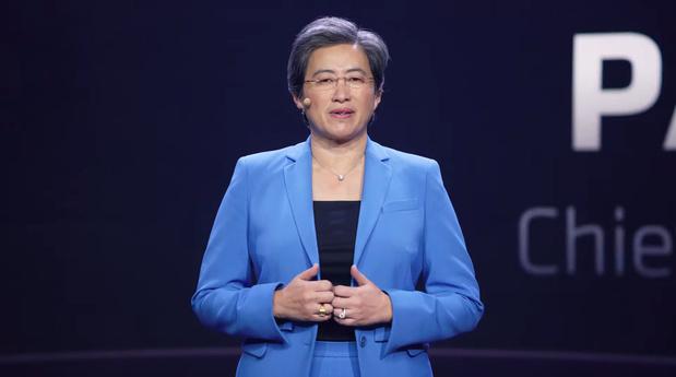 AMD présente des puces Ryzen 5000 pour ordinateurs portables