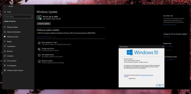 Windows 10 vous permettra de choisir de n'installer que les mises à jour sécuritaires