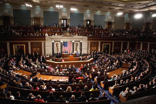 'Democraten behouden meerderheid in Huis van Afgevaardigden, Republikeinen in Senaat'