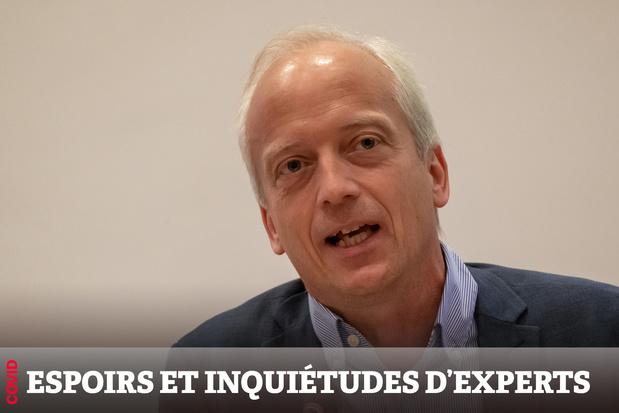 """Yves Coppieters: """"Si nous ne luttons pas contre le réchauffement climatique et la perte de la biodiversité, nous n'avons vraiment rien compris à la crise"""""""