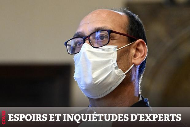 """Marc Uyttendaele: """"Donner tous les pouvoirs au ministre de l'Intérieur, cela ressemble à des méthodes de république bananière"""""""