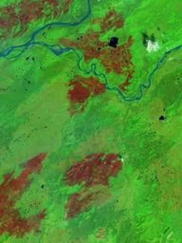 Honderden bosbranden in Alaska