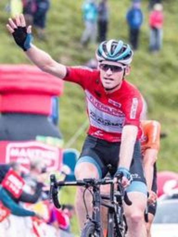 Tour de l'Utah - Victoire de Ben Hermans à l'issue de la 6e étape remportée par l'Américain Dombrowski