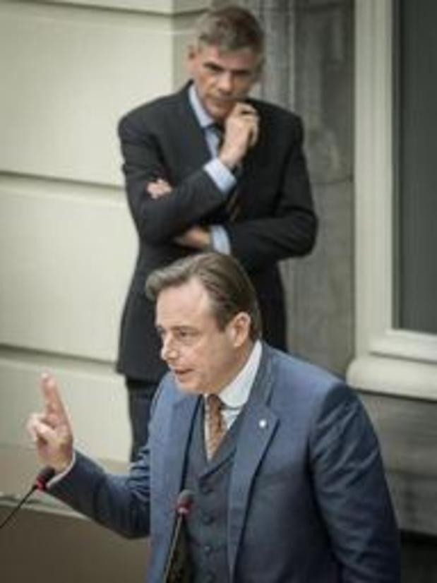 Informateur De Wever start nog geen formele formatieonderhandelingen