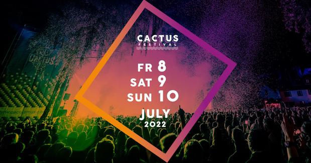 Cactusfestival uitgesteld naar 2022