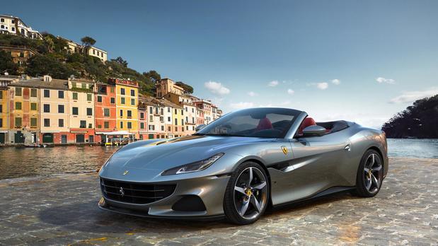 Première en ligne pour la Ferrari Portofino M