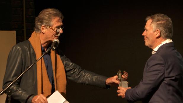 Robert Geeraert wint LEIFtime Achievement Award 2020