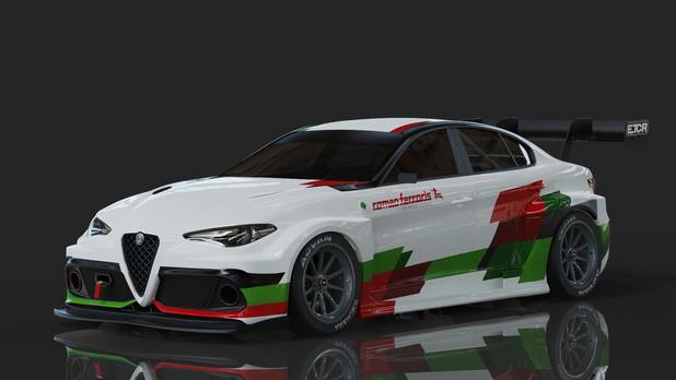 Alfa Romeo Giulia gaat elektrisch racen
