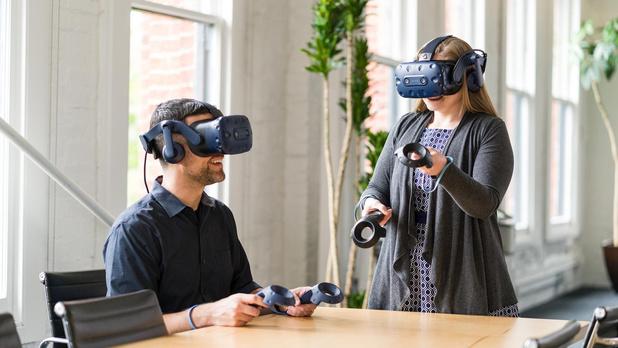 HTC Vive va introduire des packs VR pour le marché professionnel
