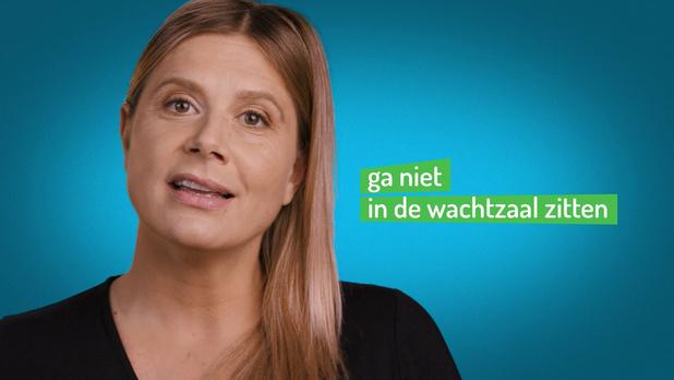 Coronavirus: schermgezichten van Eén, VTM, Vier en Vijf geven samen preventietips