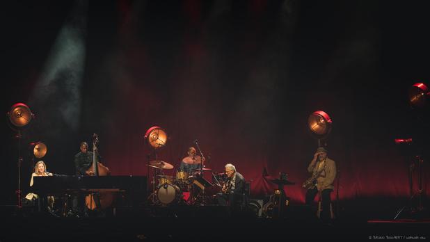 Gent Jazz, dag 5: Het losse gelispel van koningin Krall