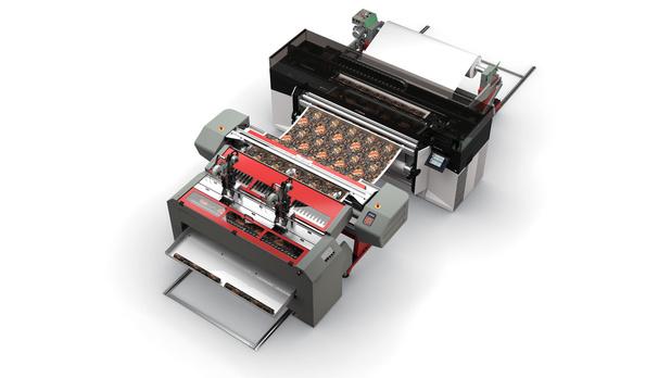 Automatiseren met Canon's UVgel Wallpaper Factory