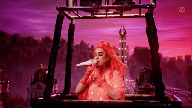 Virtuele versie Tomorrowland lokt meer dan een miljoen kijkers