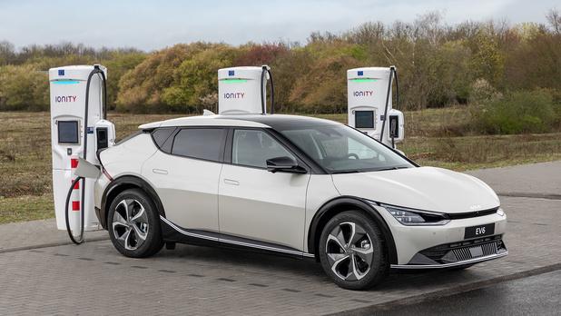 """Kia et Ionity : l'électricité haute puissance à prix """"réduit"""""""