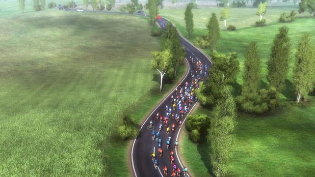 Un jeu vidéo pour oublier l'été sans vélo