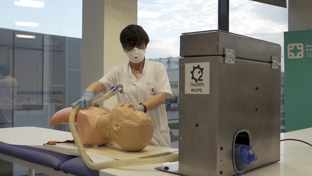 Seat fabrique des respirateurs artificiels