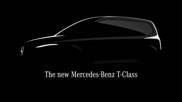Le Mercedes Citan se déclinera en Classe T