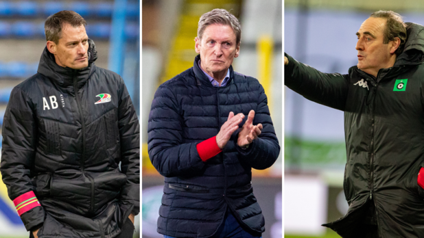 Pro League: Votez pour le Coach du mois de février