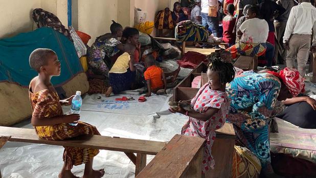 VN: meer dan 1200 burgers gedood in Oost-Congo, 1100 verkrachtingen
