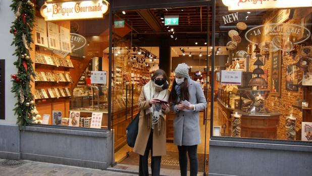 """Partez en balade gourmande """"coronaproof"""" à Bruxelles"""