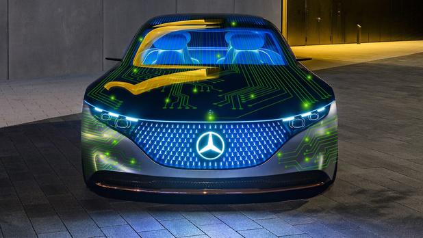 Nvidia moet zelfrijdende Mercedes op snelheid brengen