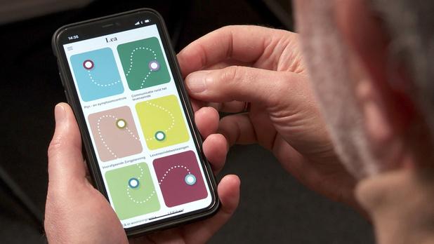 Nieuwe app LEA fungeert als documentatiemap over het levenseinde