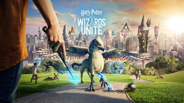 Harry Potter-game nu ook in België beschikbaar