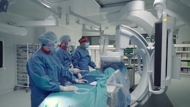 Bonheiden: state-of-the-art-operatiezaal voor vaatchirurgie