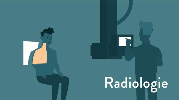 De dienst radiologie in 120 seconden uitgelegd aan patiënten