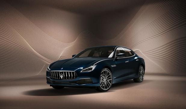 Nouvelle voie royale pour Maserati