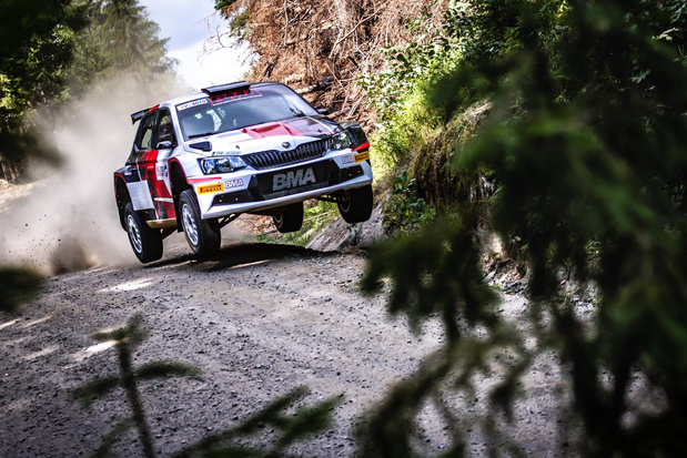 Rallye: Thierry Neuville change de copilote