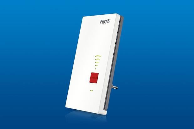 AVM introduit un nouveau répéteur wifi pour une meilleure portée sans fil
