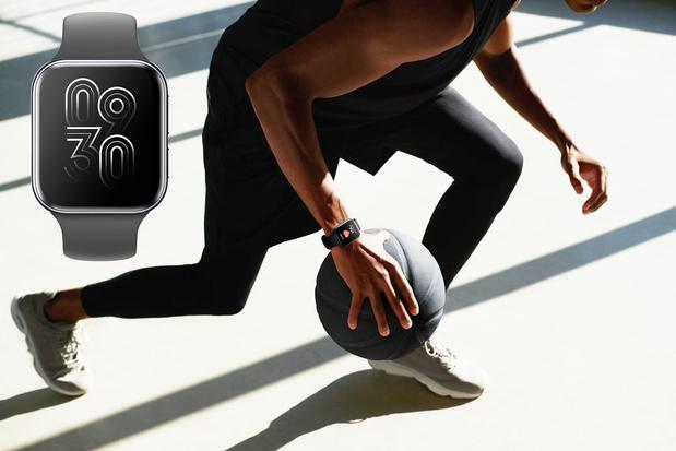 Oppo introduit sa toute nouvelle montre connectée en Belgique