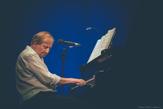 Wim Mertens geeft Gent Jazz een nodige opkikker