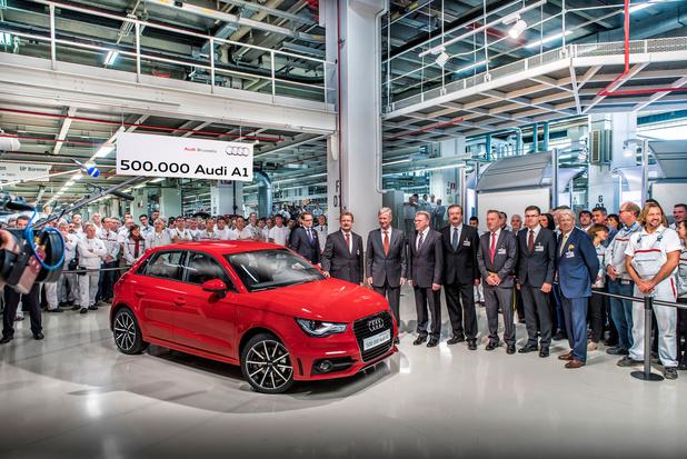 Audi Brussels bereidt herstart voor
