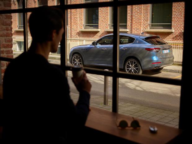 Maserati Levante : un moteur hybride pour assurer l'avenir