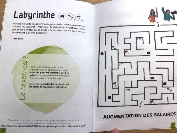 """Un jeu qui invite à """"assommer"""" les policiers: une publication des jeunes Ecolo passe mal"""