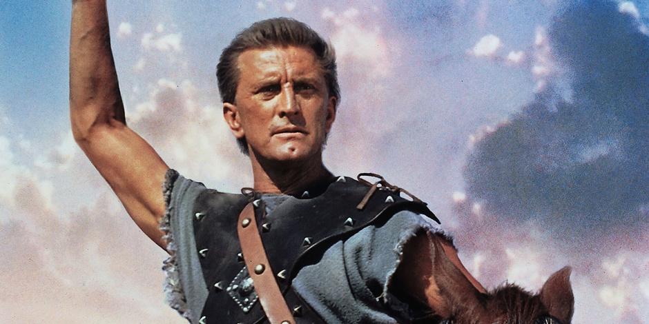 Kirk Douglas (1916-2020): hoe een zoon van een voddenman zich opwerkte tot Spartacus