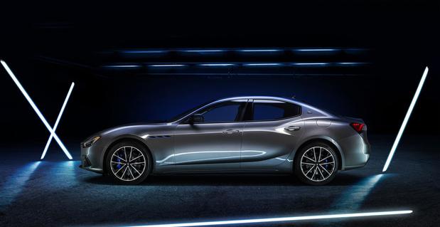 Maserati Ghibli Hybrid : une étincelle à Modène