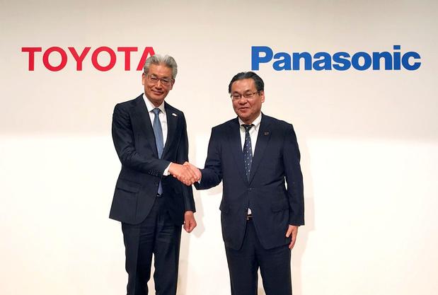 Toyota et Panasonic vont produire ensemble des batteries pour les voitures électriques
