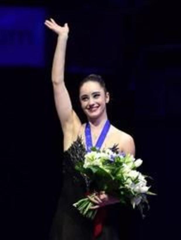 Ex-wereldkampioene kunstschaatsen Kaetlyn Osmond zegt competitie vaarwel