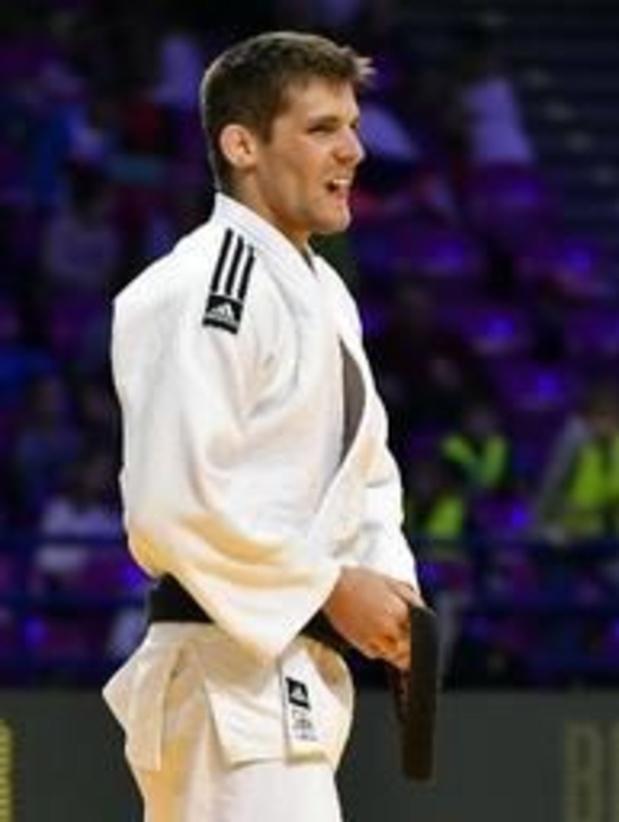 Grand Prix judo Montréal - Kenneth Van Gansbeke verliest finale op strafpunten