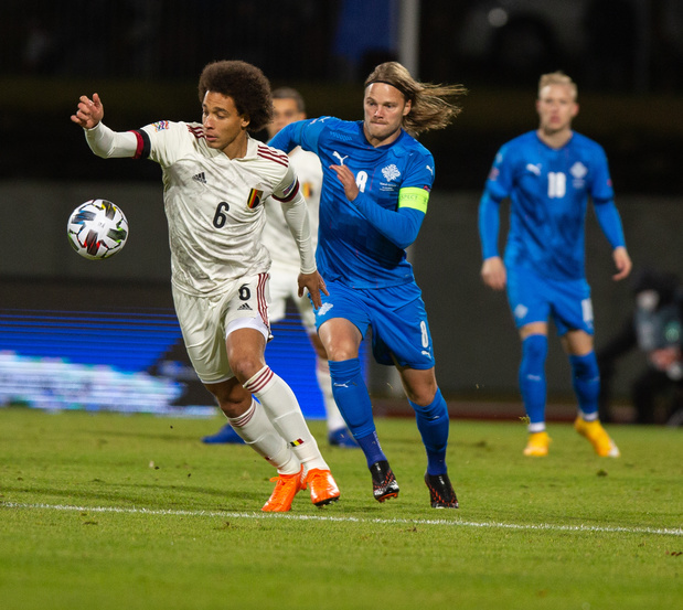 """Witsel: """"Une top opération"""""""