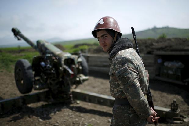 Azerbeidzjan naar Genève voor overleg over conflict Nagorno-Karabach