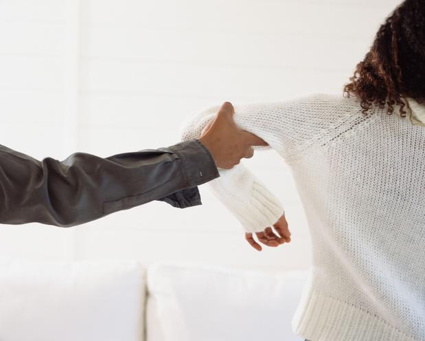 'Als je eens wist... dat je kan kiezen om geweld te voorkomen'