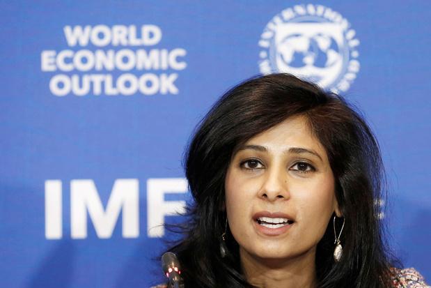 IMF minder pessimistisch over wereldeconomie
