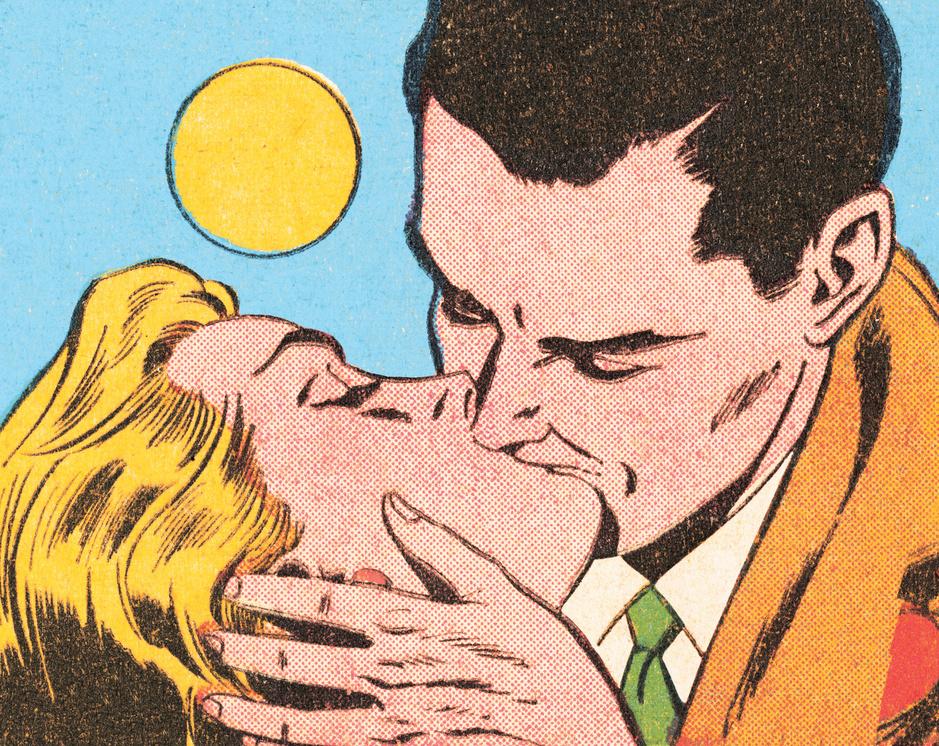 En toen sloeg de vonk over: 8 verhalen over toen Cupido raak schoot