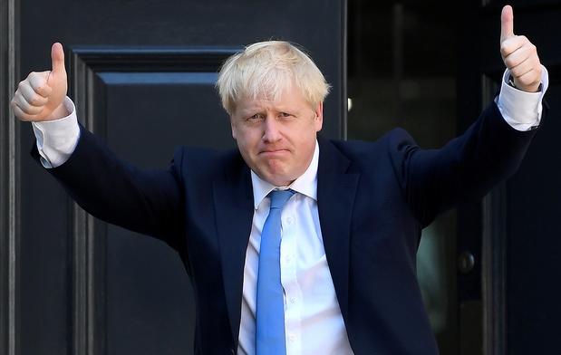 Élections britanniques: un sondage promet à Boris Johnson une (très) grande majorité